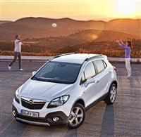 Popular 2013 Opel Mokka Wallpaper