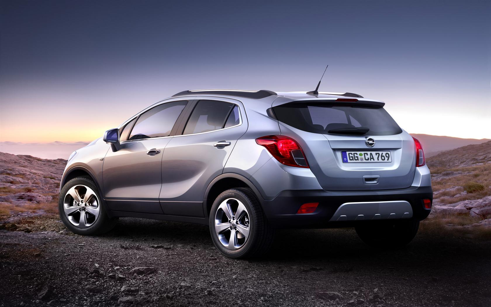 2013 opel mokka image. Black Bedroom Furniture Sets. Home Design Ideas