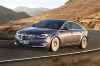 Popular 2014 Opel Insignia Wallpaper