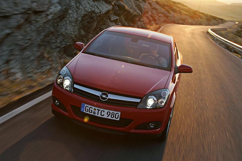 2009 Opel Astra GTC