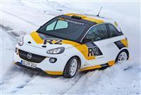Popular 2013 Opel Adam Rally Edition Wallpaper