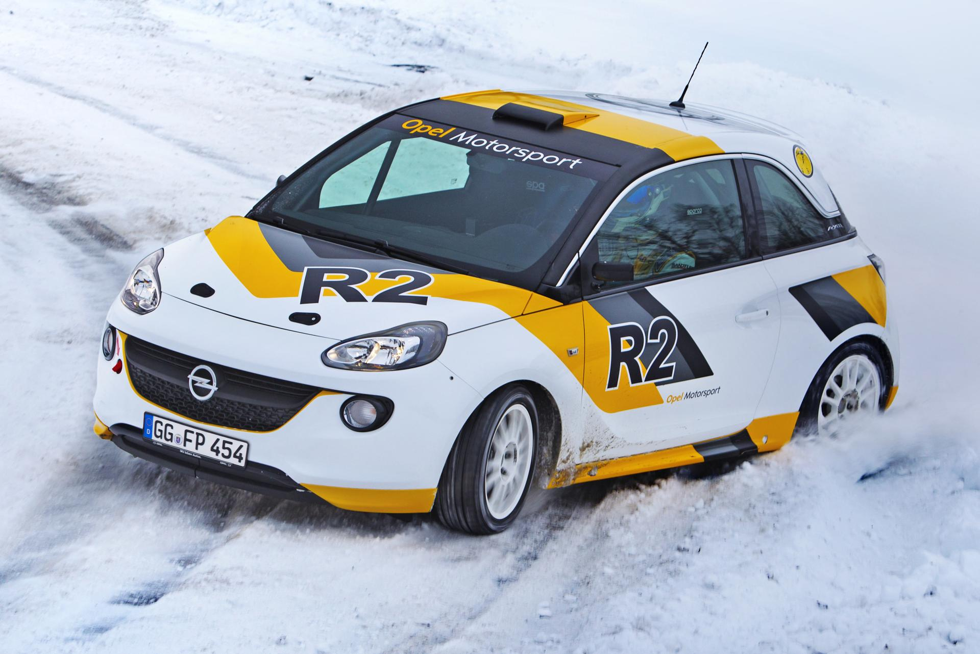 2013 opel adam rally edition news and information