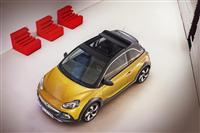 Popular 2015 Opel Adam Rocks Wallpaper