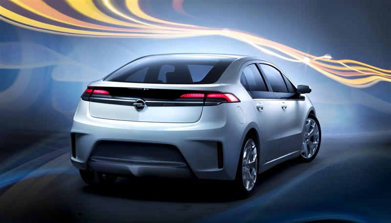 2009 Opel Ampera Concept