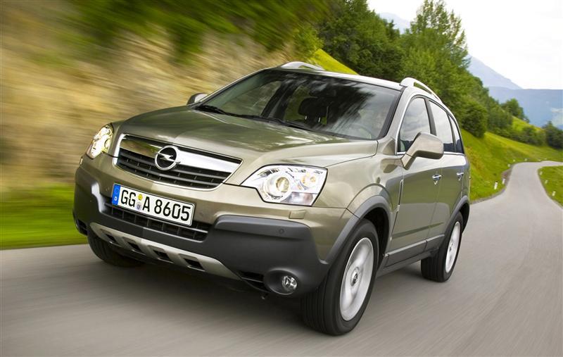 2009 Opel Antara
