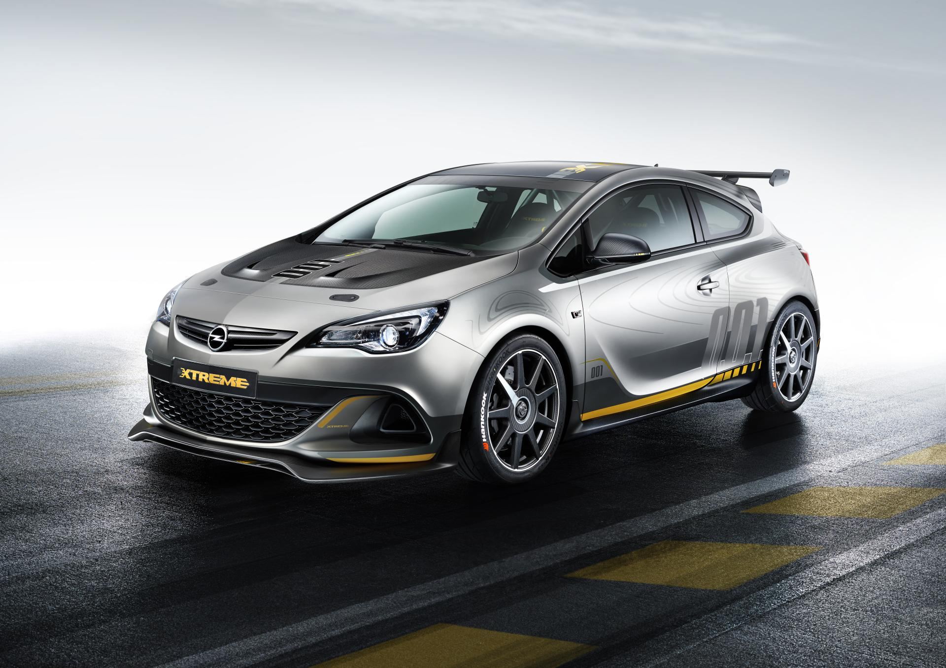 2014 Opel Astra OPC EXTREME News and Information, Research ...