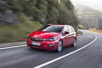 Popular 2016 Opel Astra Sports Tourer Wallpaper