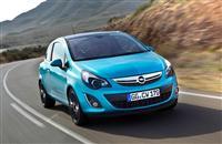 2012 Opel Corsa image.