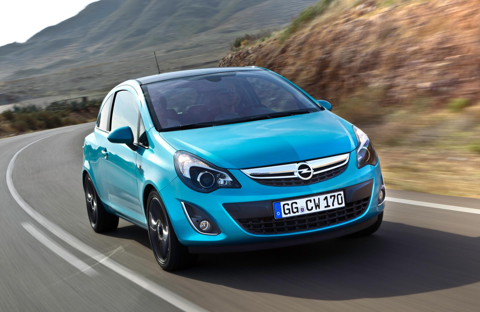 2012 opel corsa news and information. Black Bedroom Furniture Sets. Home Design Ideas