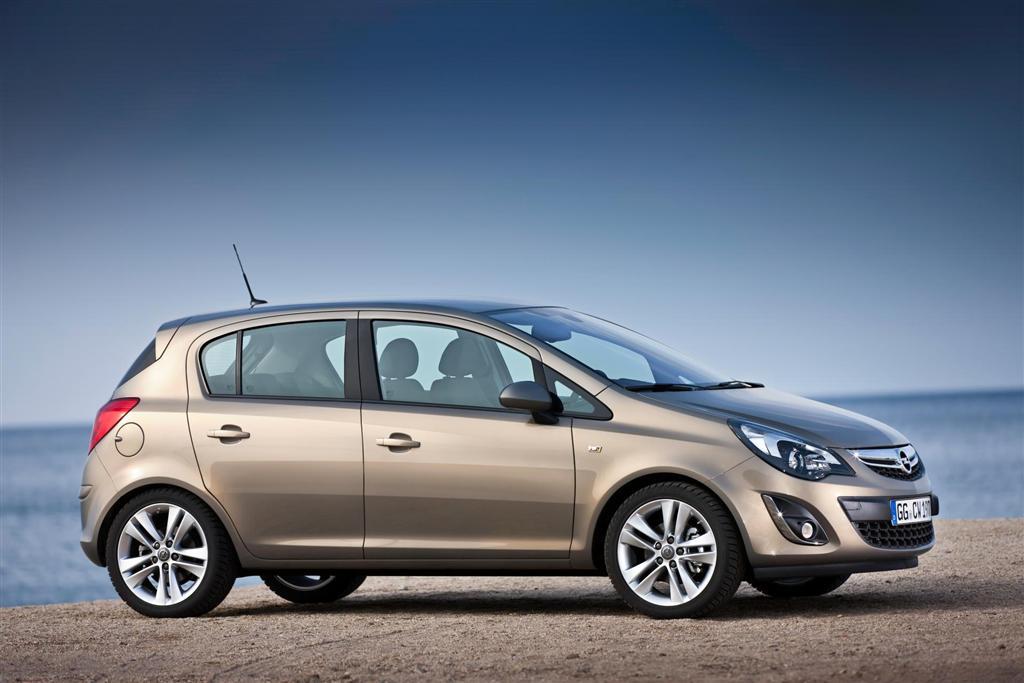2012 Opel Corsa Image Https Www Conceptcarz Com Images