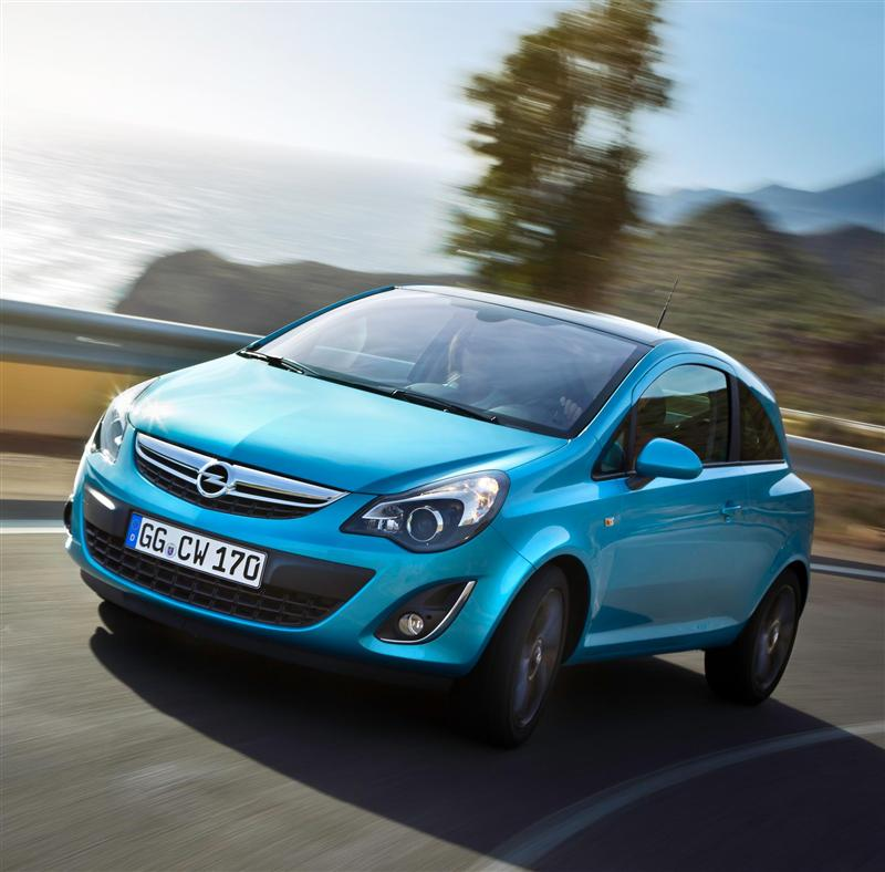 2012 Opel Corsa News And Information