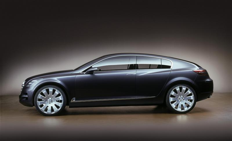 2003 Opel Insignia Concept Image Photo 30 Of 64