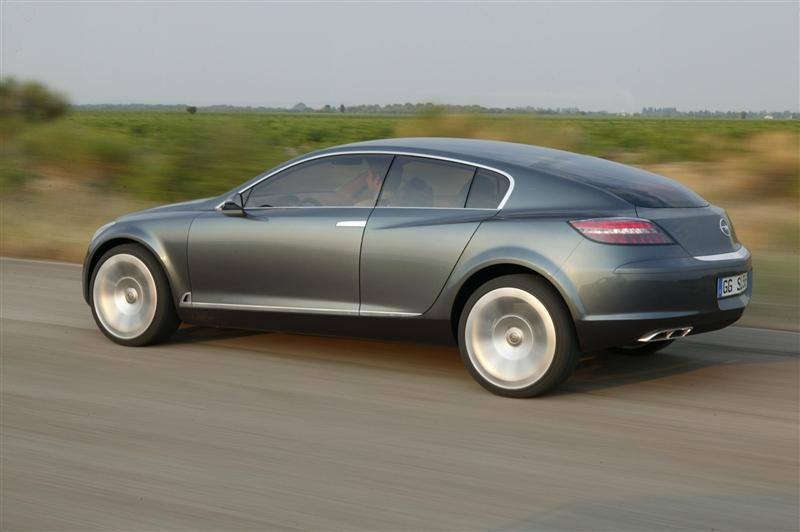 2003 Opel Insignia Concept Image Httpswwwconceptcarz