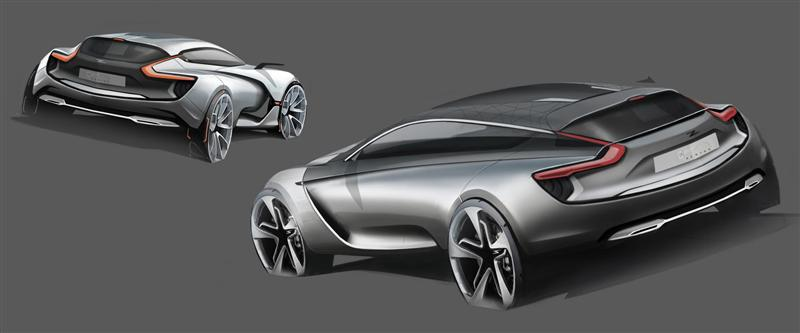 2013 Opel Monza Concept Image Photo 12 Of 33