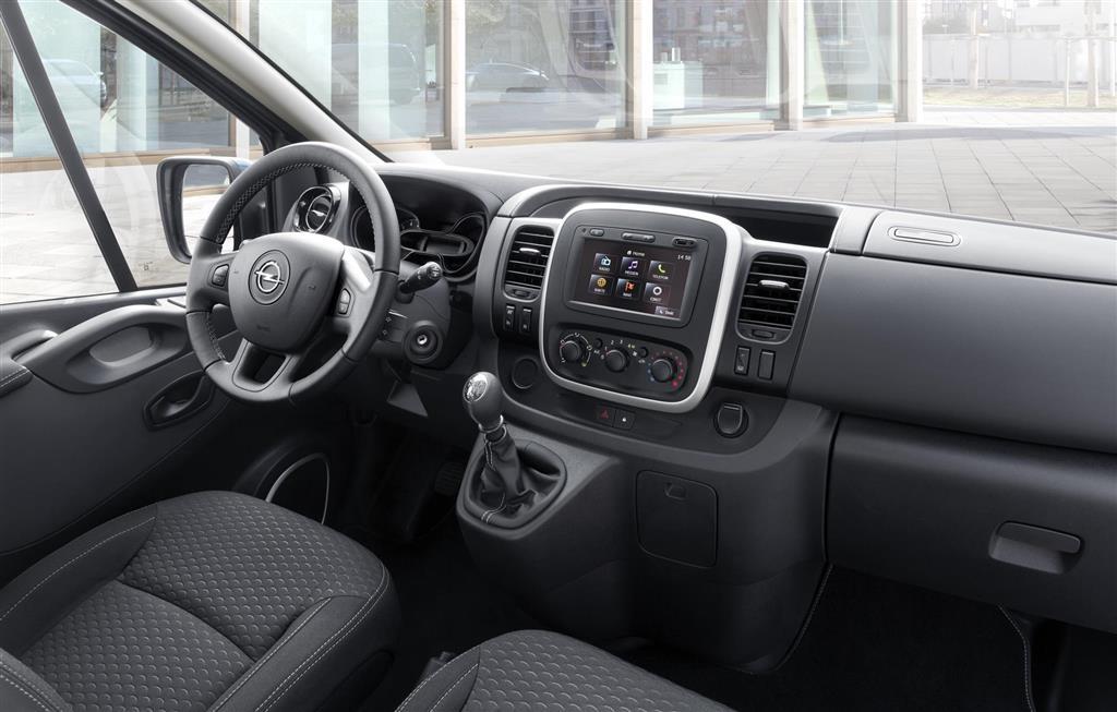 2015 Opel Vivaro News and Information | conceptcarz.com
