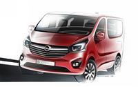 Popular 2014 Opel Vivaro Wallpaper