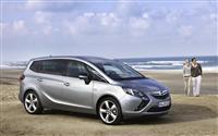 2012 Opel Zafira Tourer image.