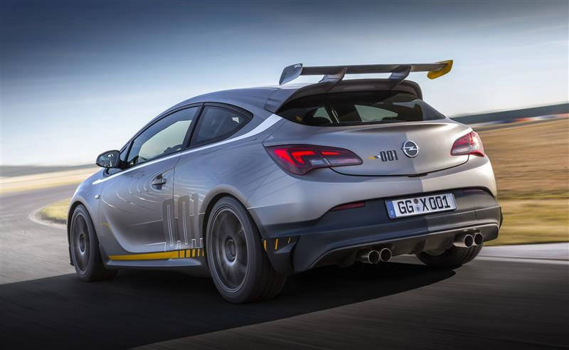 2014 Opel Astra Opc Extreme Image Photo 6 Of 17