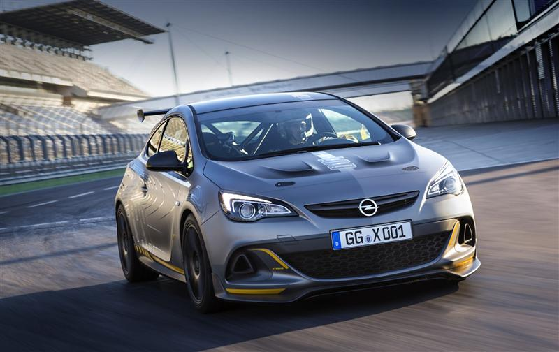 2014 Opel Astra Opc Extreme Image Photo 4 Of 17