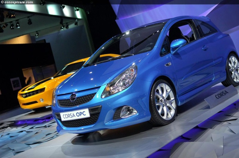 2007 Opel Corsa Opc History Pictures Value Auction Sales