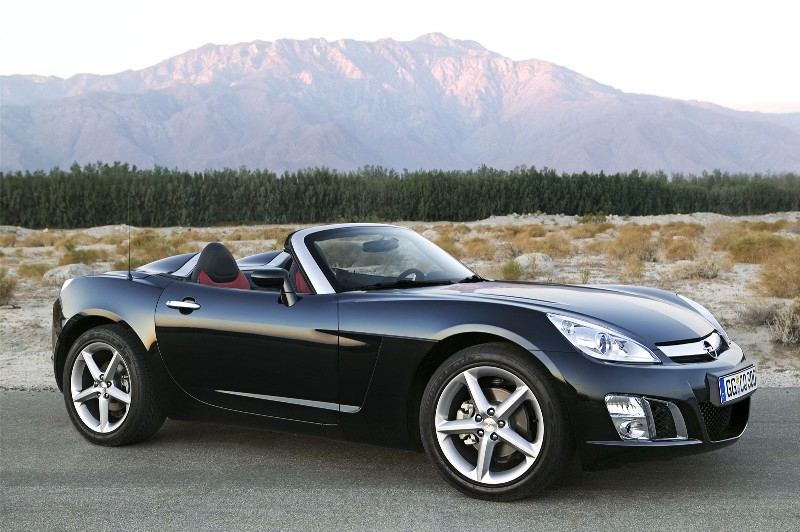 2007 Opel GT Image. Photo 13 of 36
