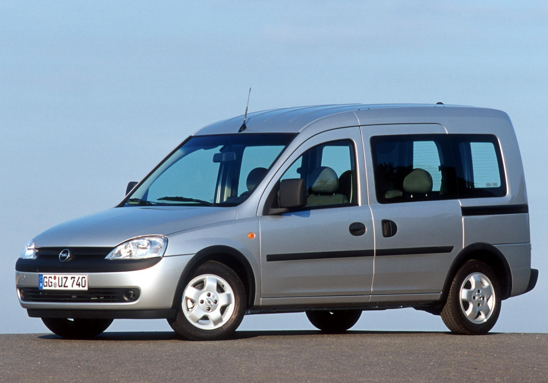 2009 Opel Combo News And Information Conceptcarz Com