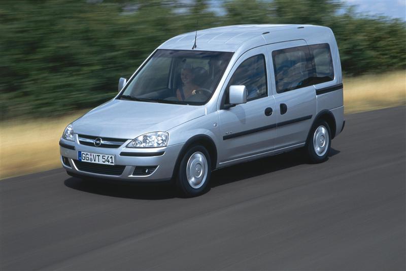 2009 Opel Combo