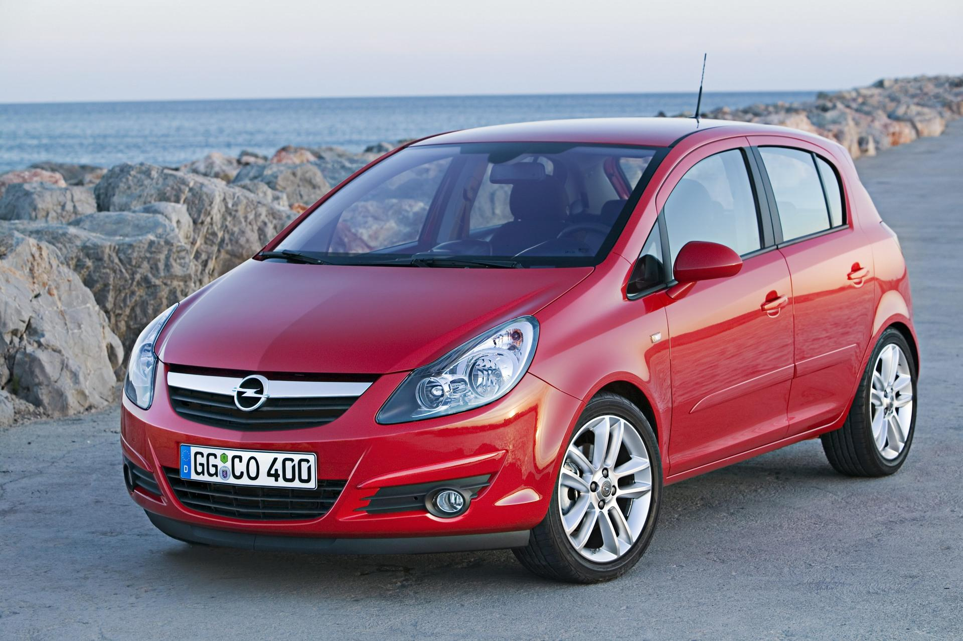2009 opel corsa news and information