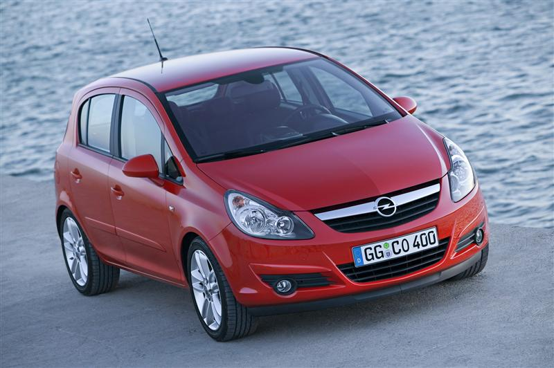 2009 Opel Corsa