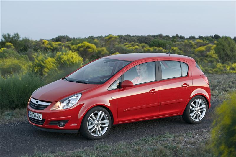 2009 opel corsa news and information | conceptcarz