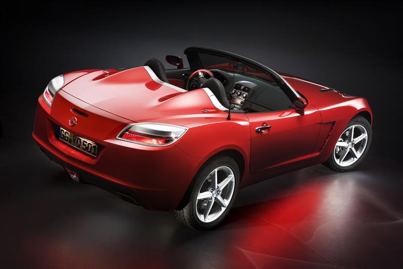 New Opel GT: Exciting Design, Classic Sports Car Layout