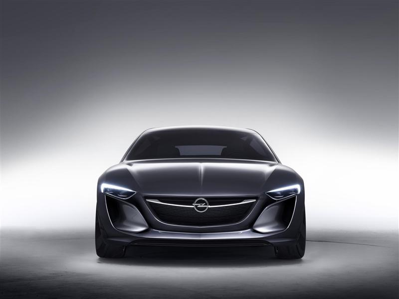 2013 Opel Monza Concept News And Information Research And Pricing