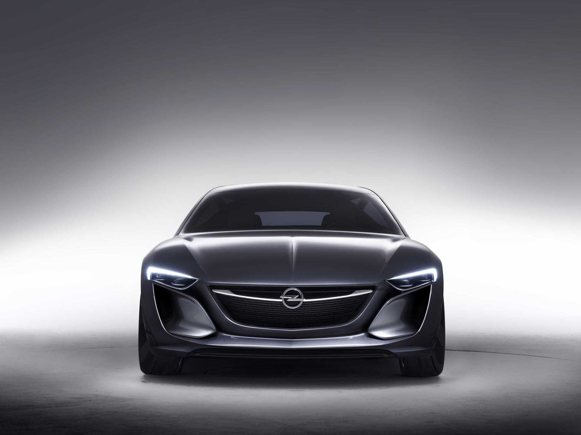 2013 opel monza concept pictures news research pricing conceptcarz com