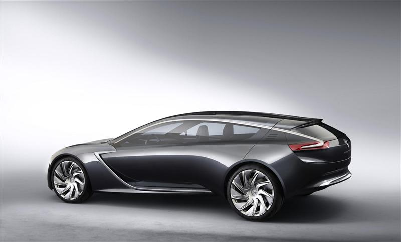 2013 Opel Monza Concept Image Photo 31 Of 33