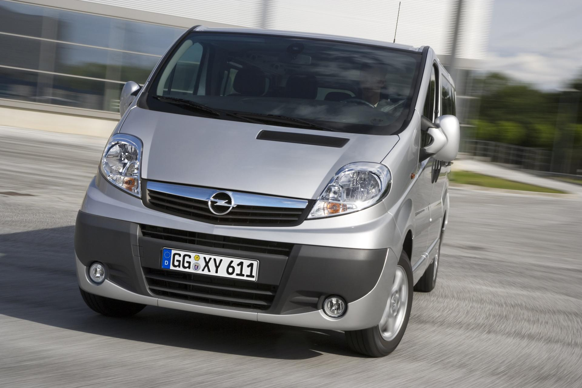2009 Opel Vivaro News and Information | conceptcarz.com