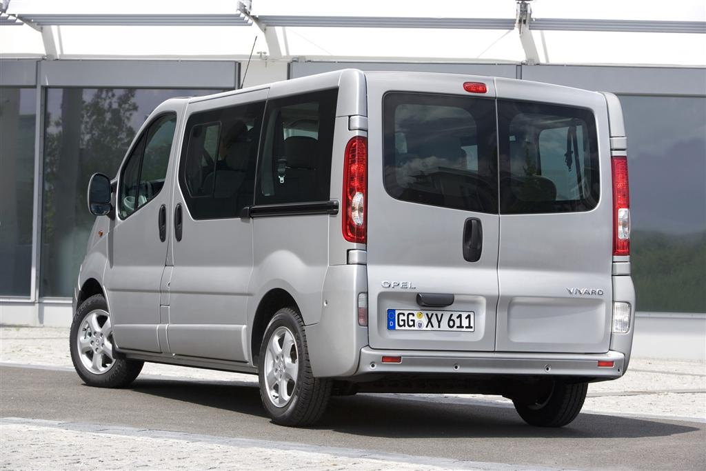 2009 Opel Vivaro News And Information Conceptcarz Com