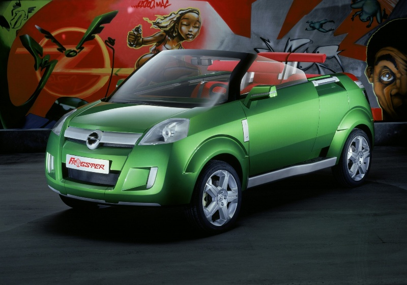 2002 Opel Frogster Concept