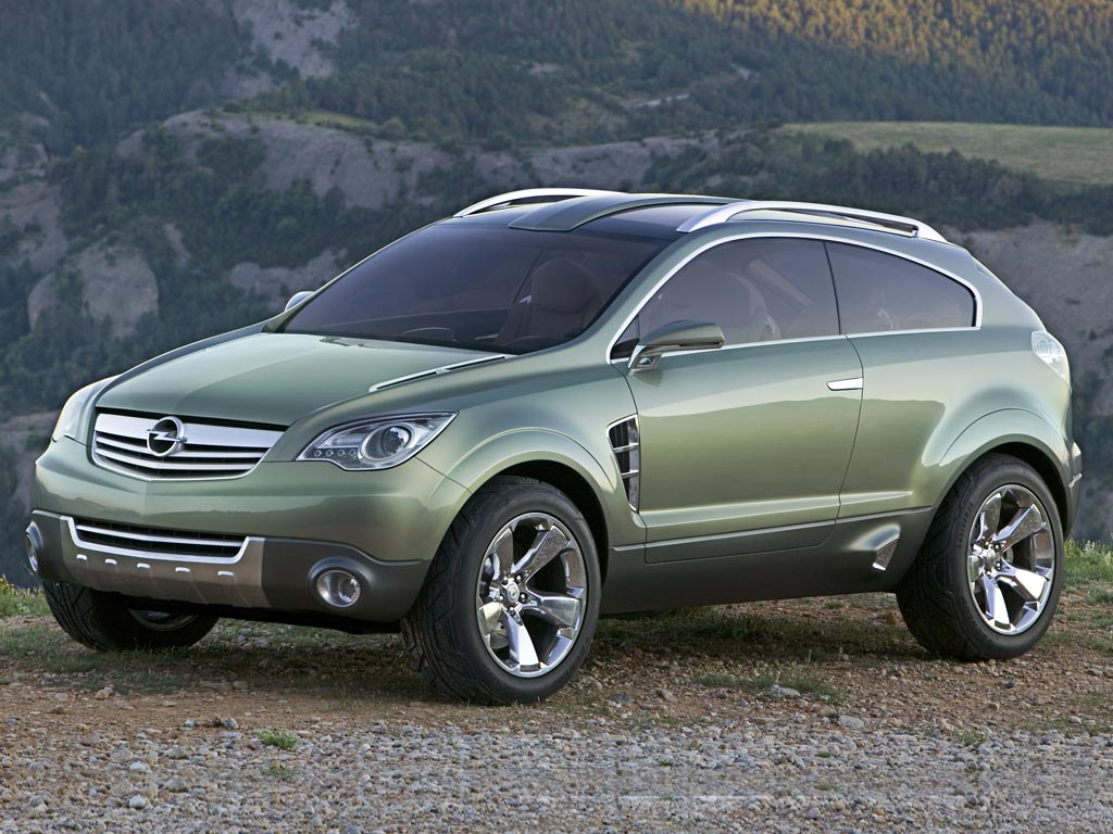 2006 opel antara gtc pictures history value research news. Black Bedroom Furniture Sets. Home Design Ideas