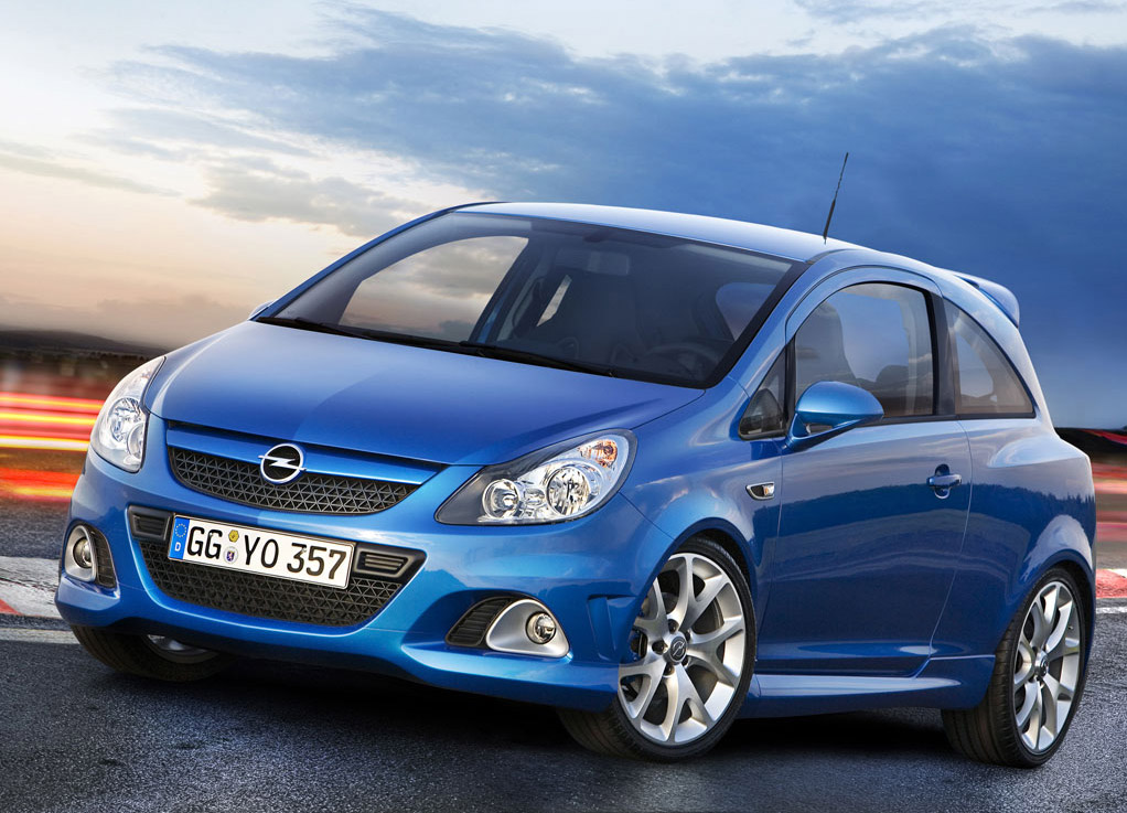2007 Opel Corsa Opc Wallpaper And Image Gallery