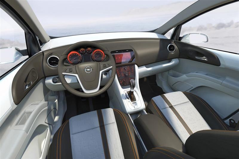 2008 Opel Meriva Concept