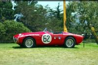 1954 Osca MT4 1500 Moretti image.