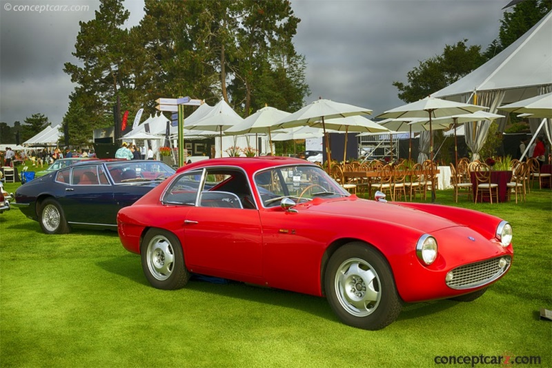 1961 Osca 1600 GTS