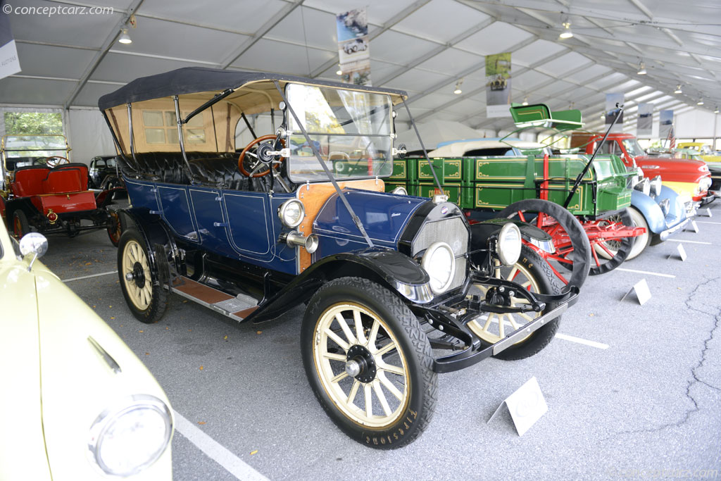 1913 Overland Model 69 Image. Chassis Number 23624. Photo