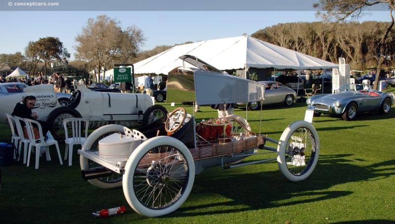 1903 Packard Model K S Gray Wolf Image
