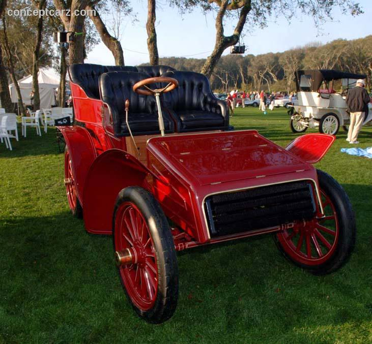 Horseless Carriage (1895 - 1915)