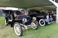 1906 Packard Model S.  Chassis number 2425