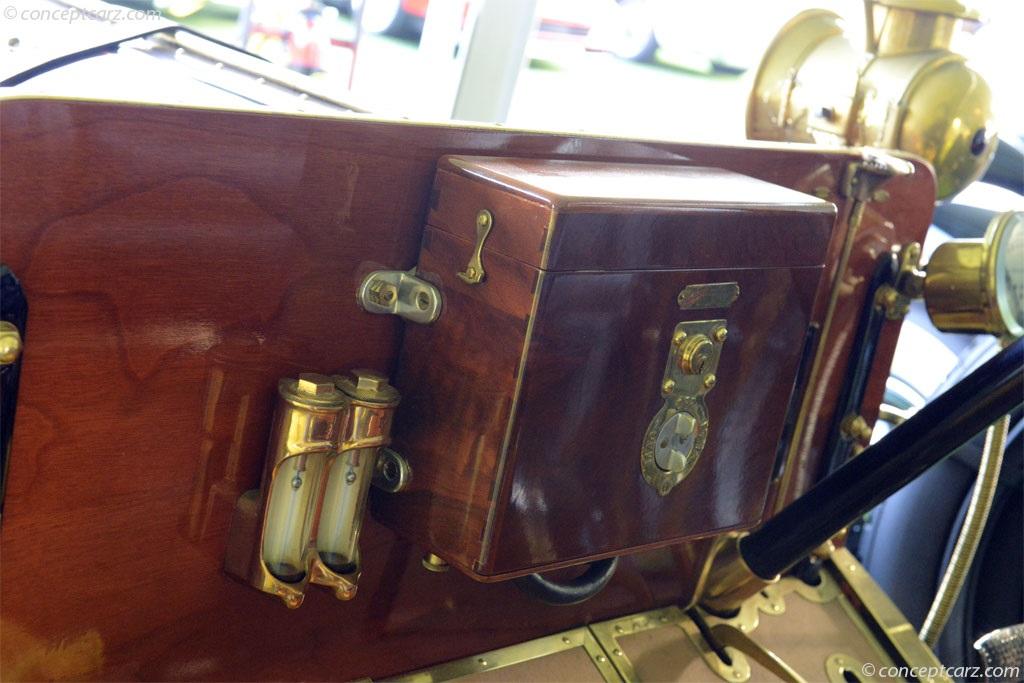 1907 Packard Model Thirty