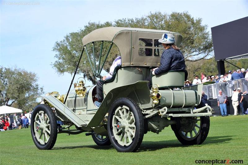 1908 Packard Model Thirty