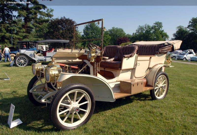 1909 Packard Model 18