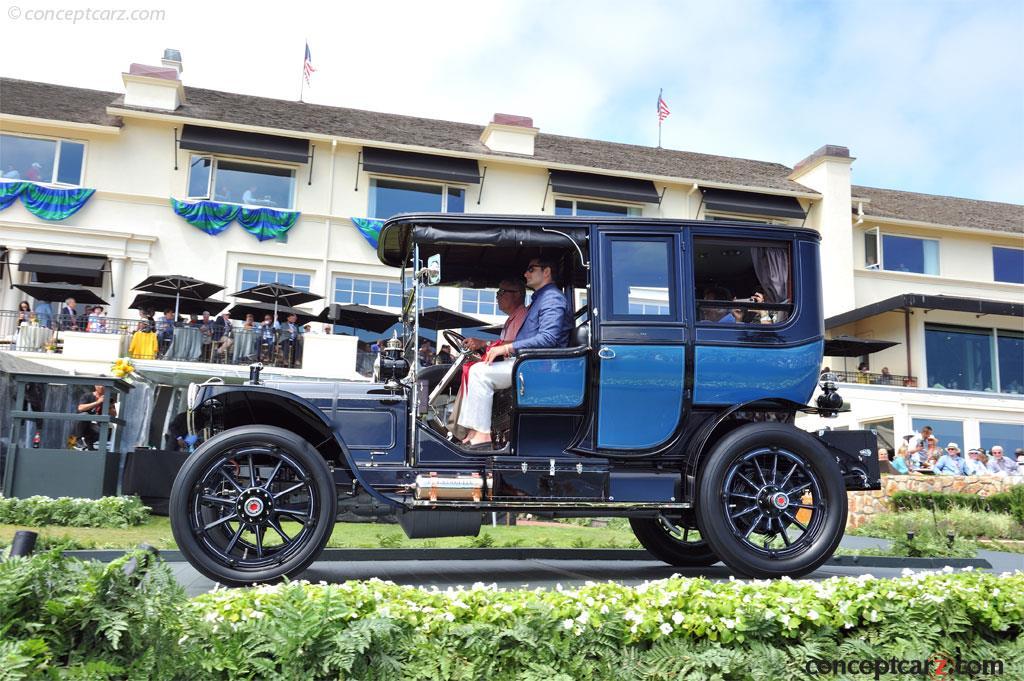 1910 Packard Model Thirty